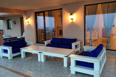 Luxurious and spacious summer apt - Topola