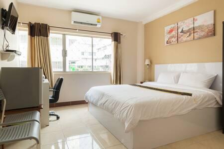 J2N Hostel-301, Near Bts, BANGKOK - Bangkok