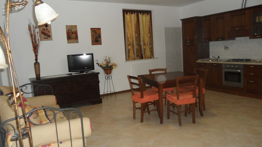 Appartamento Giada ideale dimora per famiglia