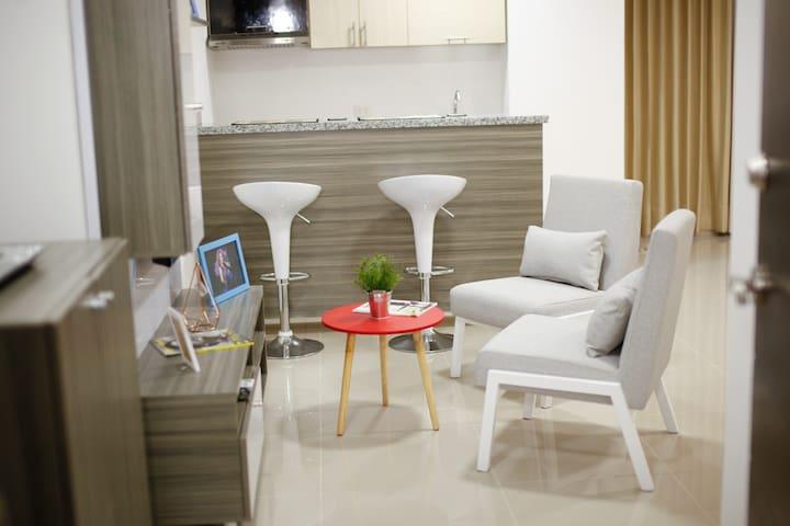 Habitación, integral  servicio de lavandería