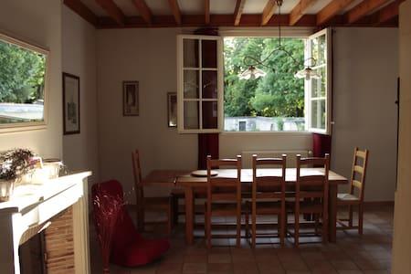Gite Les Marronniers - Baugé en anjou - Ház