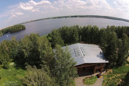 Huge house near Moscow - Pirogovo - Chalet