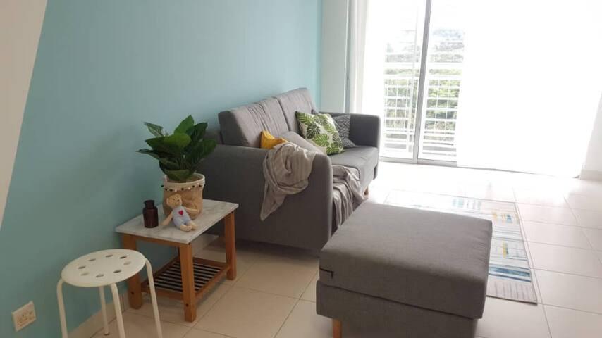 Nordic Semenyih Apartment for holiday getaway