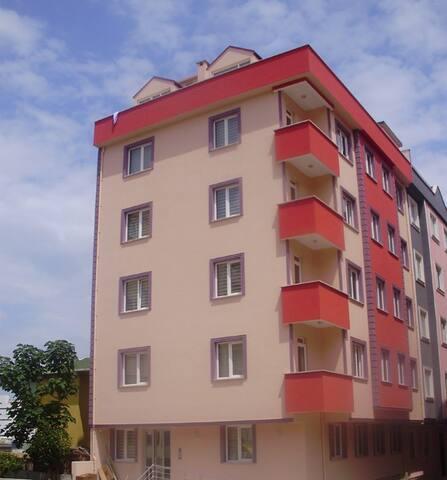 Nilgün Apart (3 Apartments) - Akçaabat - Apartment