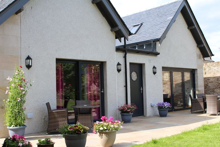 Luxury B&B Patio Dble/Twin Ensuite - Anstruther - Bed & Breakfast