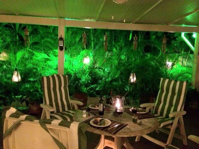 Biba Cada Dia -Tropical Garden Home - Noord - Casa