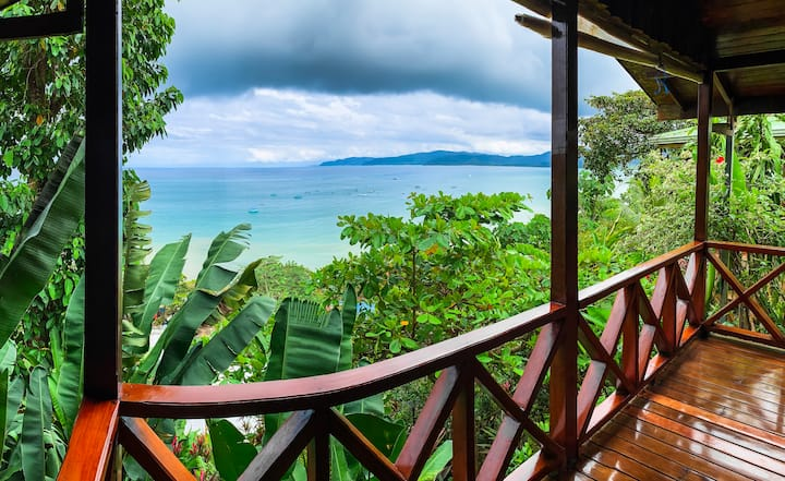 Bungalow - Ocean view - A/C - Drake