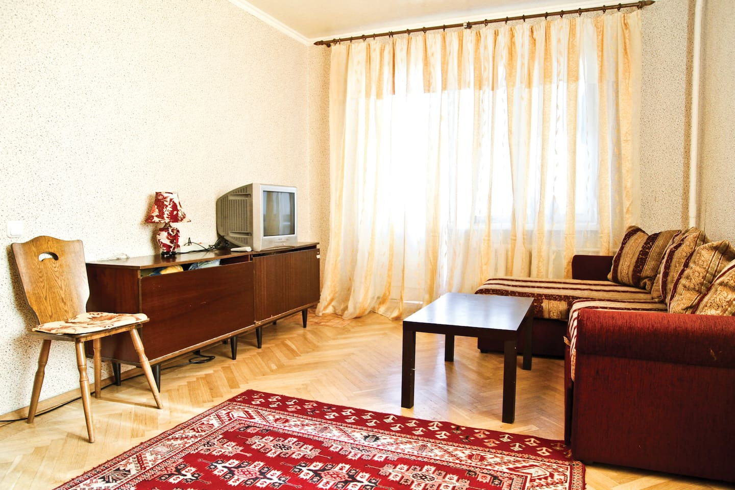 Apt Near M.Belorusskaya,trendy area