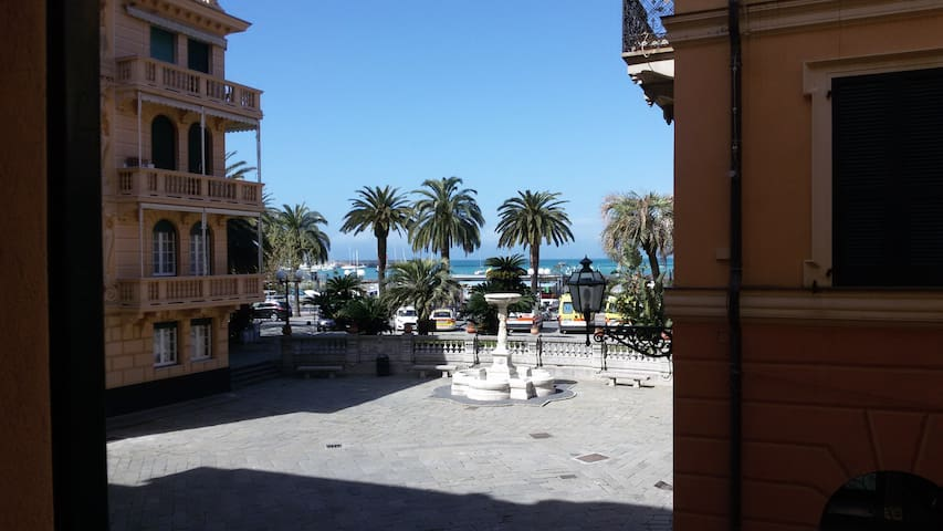 Apartment 50 meter from the sea - Sestri Levante - Leilighet