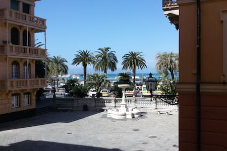 Apartment 50 meter from the sea - Sestri Levante