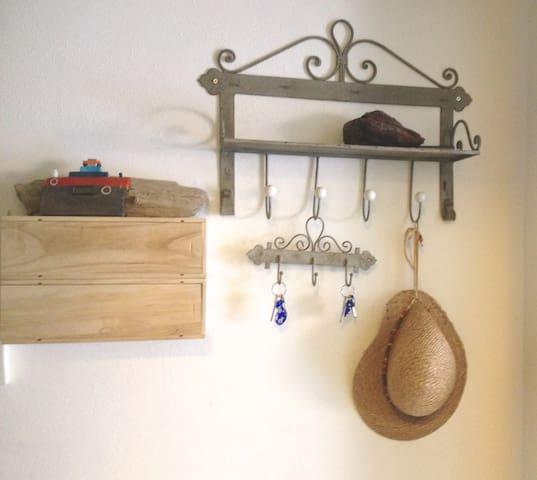 Benvenuti nella casa sull'isola!