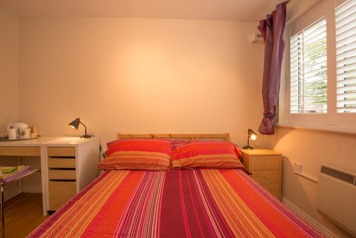 Central doubleroom and own bathroom - Oxford - Huoneisto