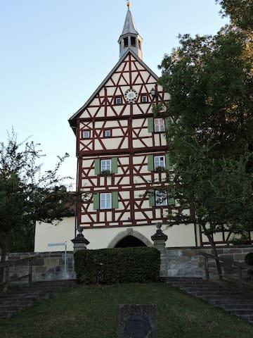 """Turmstüble"" in Burgbernheim - Burgbernheim - Huoneisto"