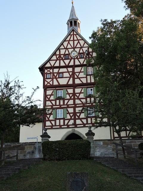 """Turmstüble"" in Burgbernheim"