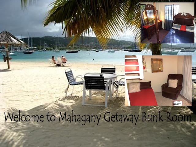 "Mahogany Getaway Bunk- WiFi/Cable ""Catch Price"""
