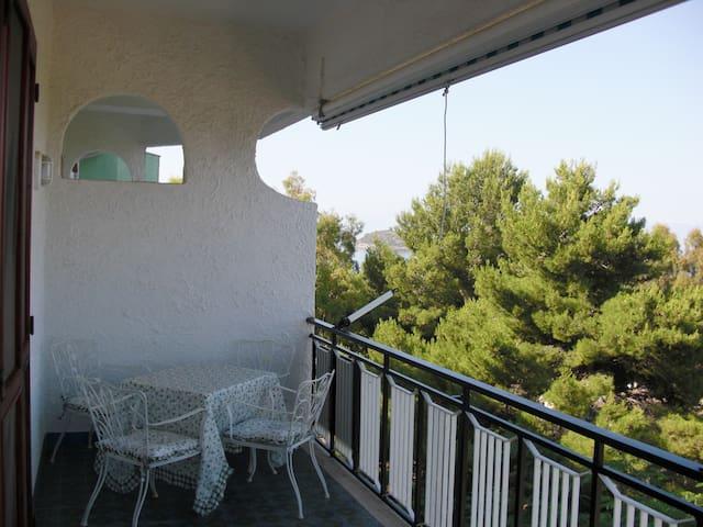 Trivani a 100 mt dal mare a Cirella - Cirella - Apartemen