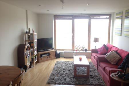 Cosy and Modern two bed apartment - Ringsend - Lägenhet