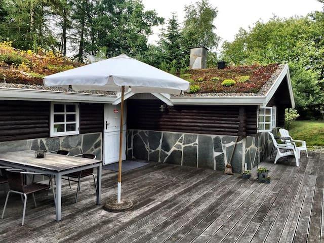 Ved Himmerlands Golf og Øje Sø - Aars - Kulübe