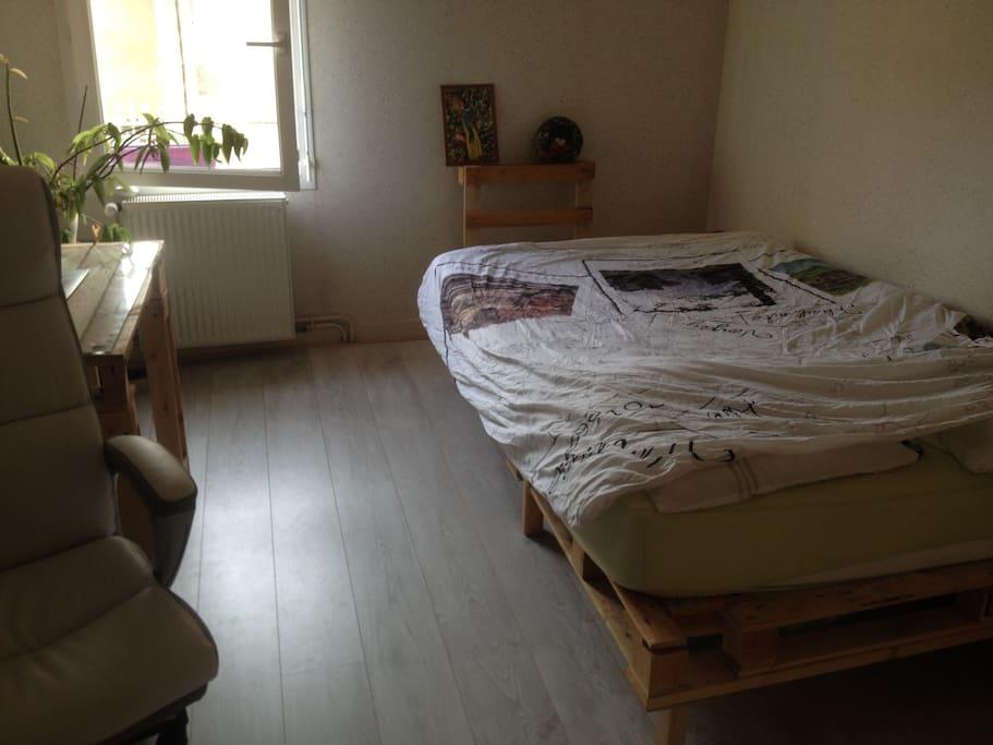 Chambre d 39 amis 5 mn du futuroscope maisons louer - Chambre d agriculture poitou charentes ...