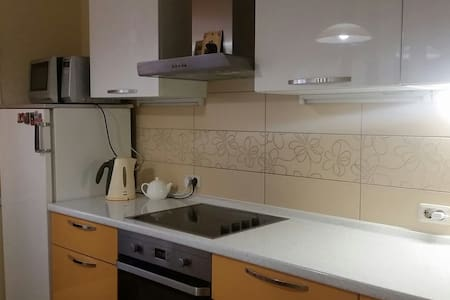 Современная, уютная квартира, центр - Kirov - Apartamento