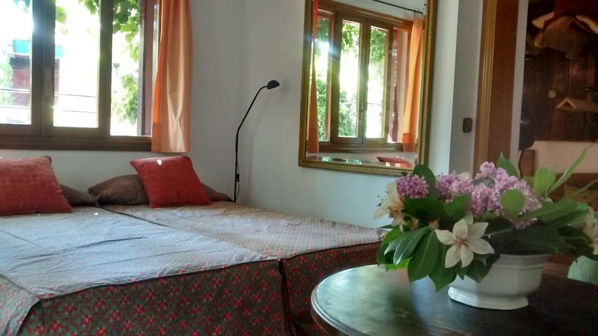 acogedoras habitaciones - El Escorial - Bed & Breakfast