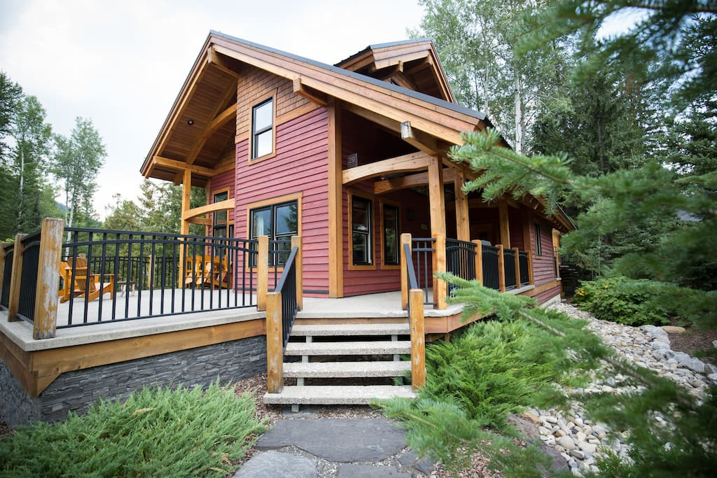 Mt fernie timberlodge vacation homes for rent in fernie for Fernie cabin rentals