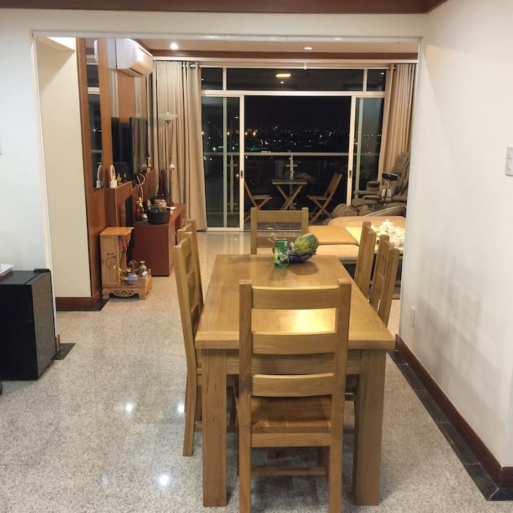 Private Room in Flat - Hoang Anh River View
