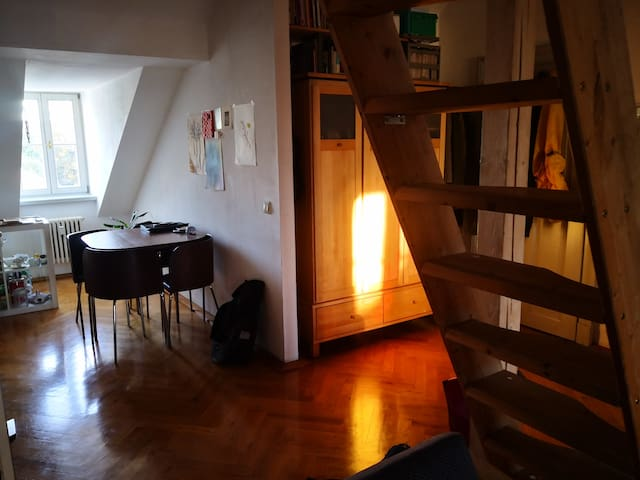 Little Shanghai / Dresden Neustadt / Loftwohnung