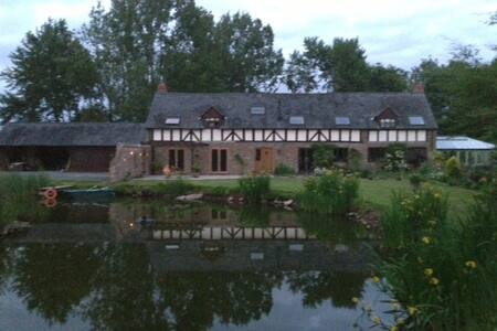Herefordshire country retreat - Leominster - Bed & Breakfast