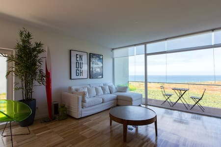 Ocean View Beach House in Santa Cruz - A-dos-Cunhados - Hus