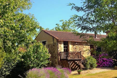 Holiday rental house - Frayssinet le gélat - House