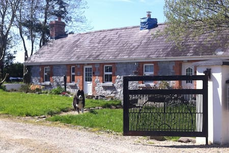 The Station Masters Cottage. - Milltown