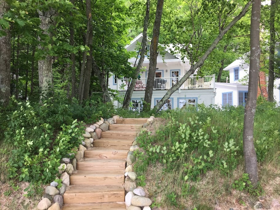 Path to Boat House