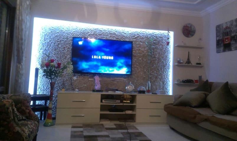 Trabzon VIP Dublex  FamilyApartment