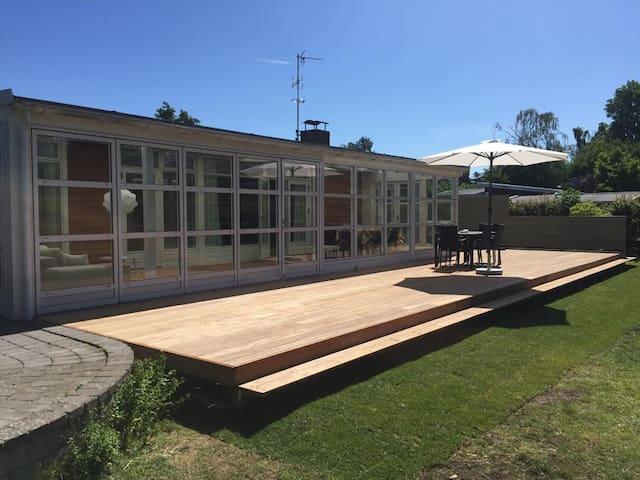 Perfect location in Hornbæk - Hornbæk