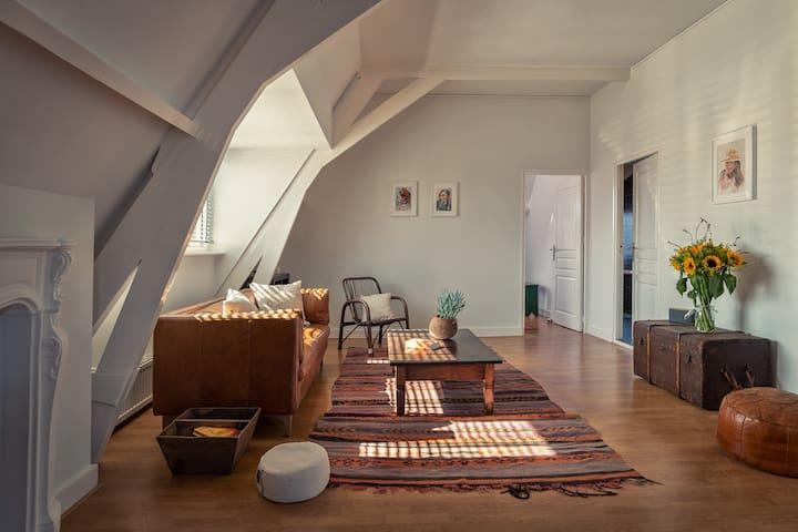 Luxe appartement Balistraat Den Haag