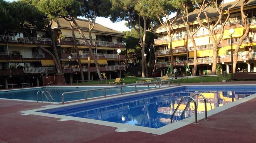 Apartamento de alto standing al lado del mar! - Gavà - Appartement en résidence
