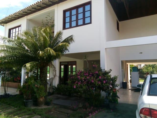 Casa de praia em Cumuruxatiba