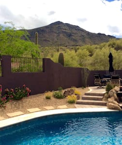 Private Cave Creek Arizona gem!! - Cave Creek