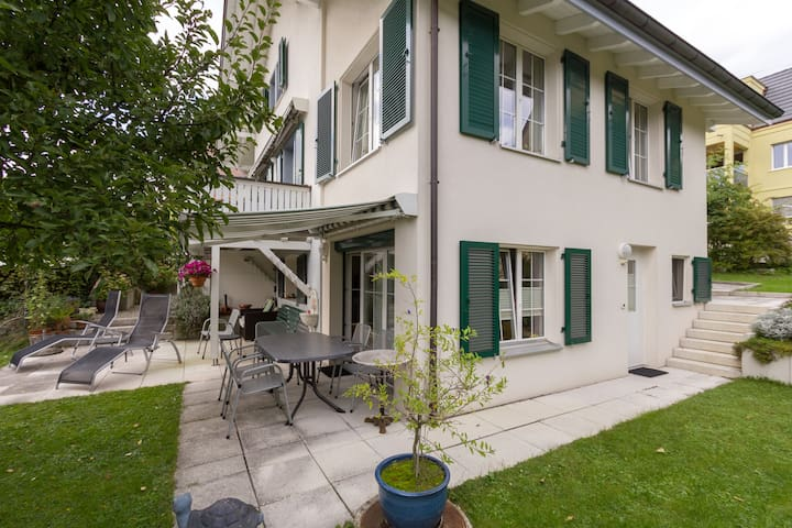 Charming apartment - quiet location - Kanton Zürich - Apartemen