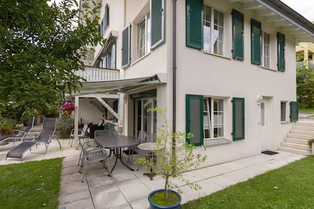 Charming apartment - quiet location - Kanton Zürich - Daire