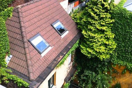 ancienne maison bruxelloise - Saint-Josse-ten-Noode