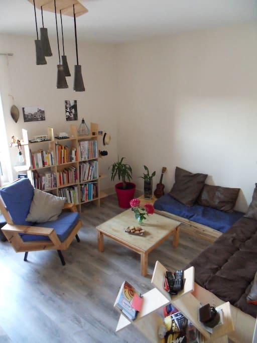 Appartement sympa en centre ville appartements louer - Appartement meuble a louer clermont ferrand ...