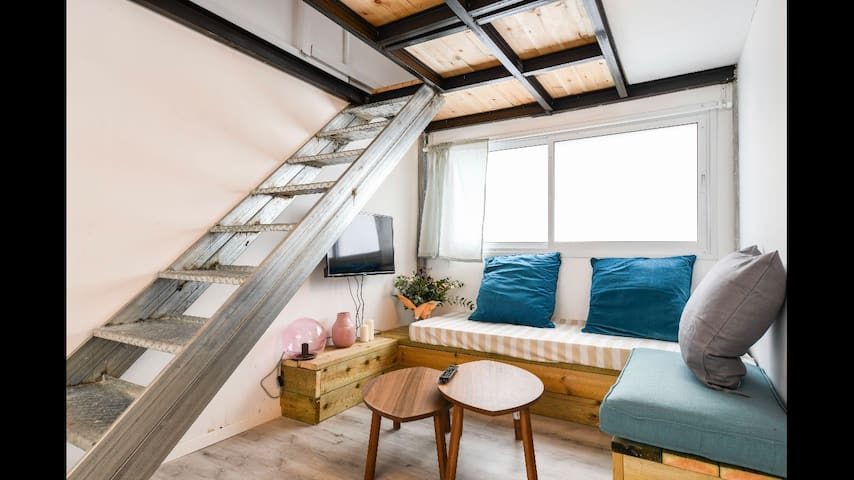 Lovely New Loft near the Beach in  Prime area !!!