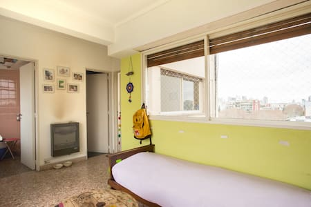 Single Bed in cute living room!!! - Buenos Aires - Apartment