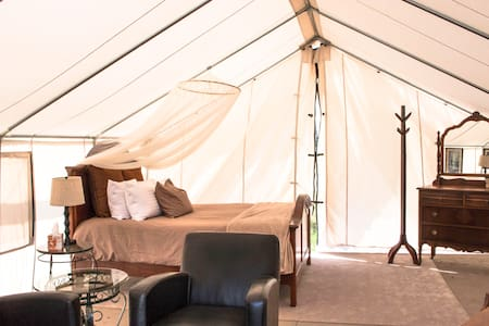Glamp Monroe - Sleeps 2 - Monroe - Tenda