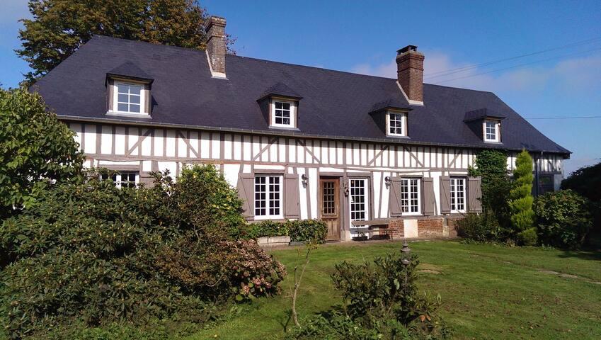 Belle Longère Normande - Épégard - Casa