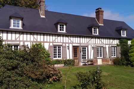 Belle Longère Normande - Épégard - Rumah