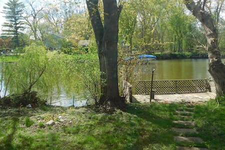 Fox River cottage *Canoe**Kayak* - Port Barrington - Hus