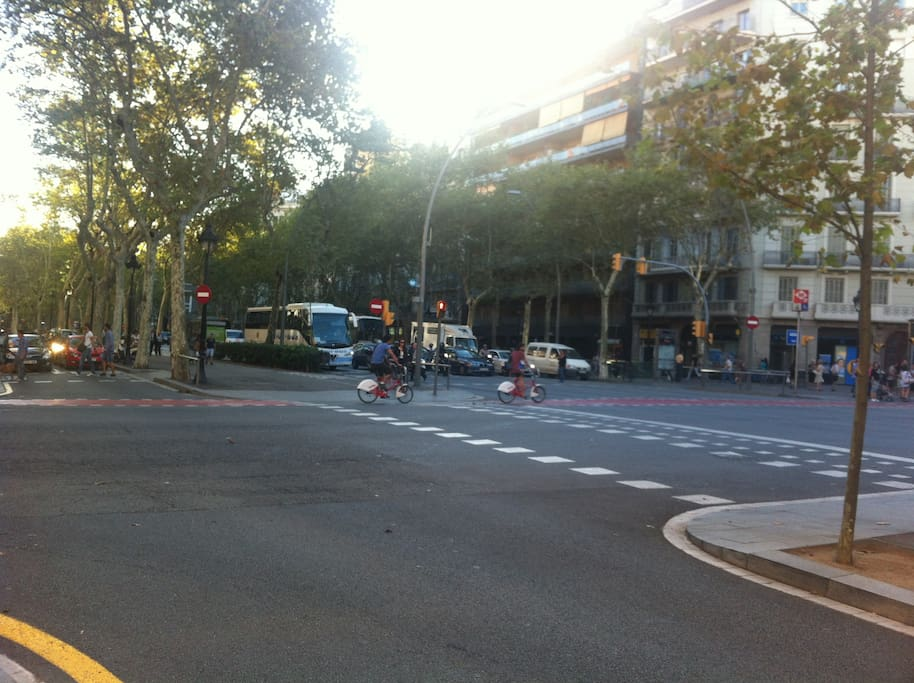 Comfortable rooms in Barcelona cent